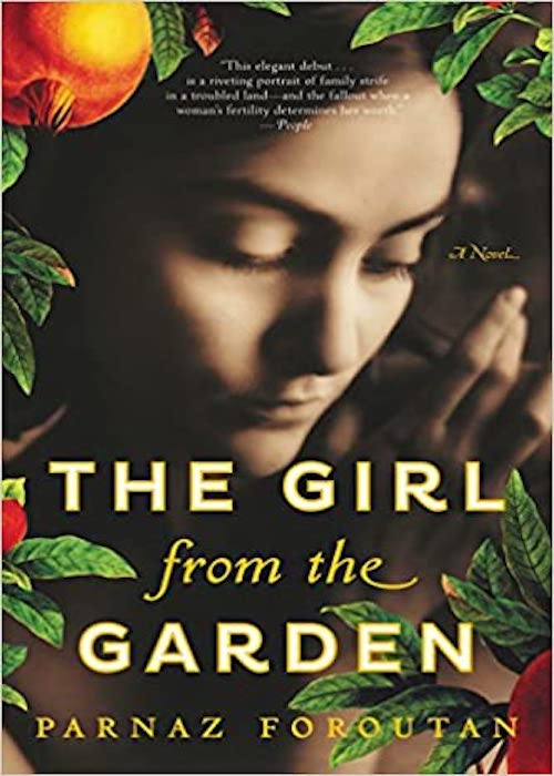 The Girl From The Garden Paperback 500